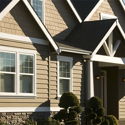 NW Gold Siding Package