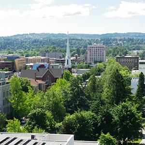 Salem Oregon I5 Office