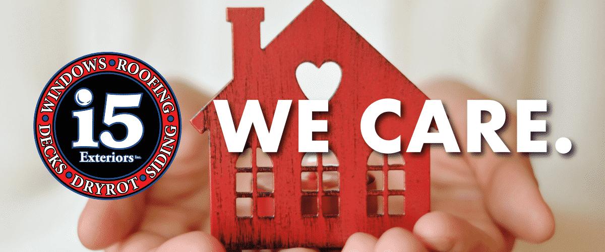 We Care COVID 19